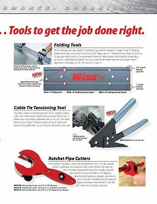 Wiss WT1 Hand Cable Tie Tensioning Tool