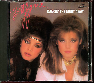 Voggue - Dancin' The Night Away - Cd Album [340]