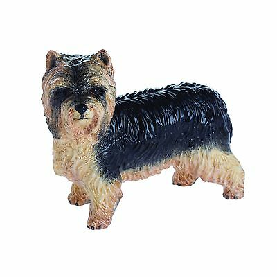 John Beswick Yorkshire Terrier Dog Ceramic Figurine Ornament 10cm JBD95 New