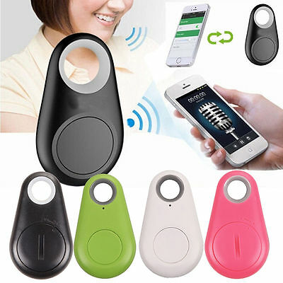 Smart Tag Bluetooth Tracker Child Key Finder Pet Tracer Locator Remote Button Uk