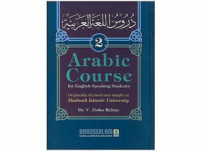 Arabic Course for English Speaking Students - Book 2 (Colour - HB)