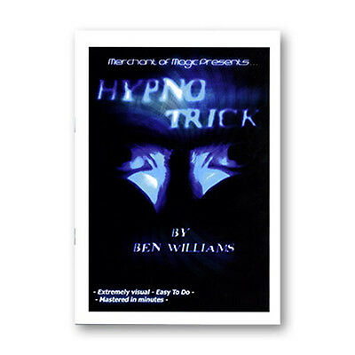 HypnoTrick by Ben Williams - Trucchi con le Carte - Giochi di Magia