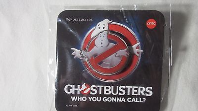 Ghost Busters Classic Movie Logo Enamel Pin