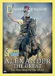 ALEXANDER THE GREAT NATIONAL GEOGRAPHIC Ancient Greece etc NEW  DVD