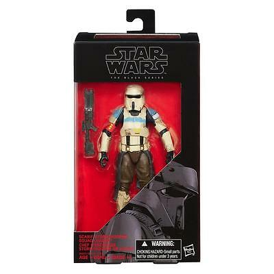 "Star Wars Scarif Stormtrooper Squad Leader 6"" Black Series Tfa28"