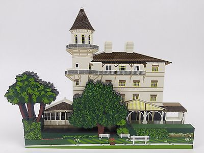 Lot of 3 Shelf Sitters: Shelia's Collectibles: Jekyll Island Club and More