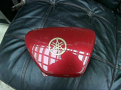 1980Yamaha XS 400 Air Box Cover Left Side
