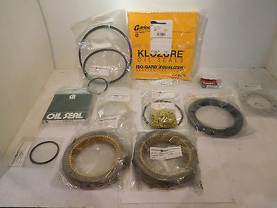 Midwest Brake New Parts Disc Spring and Seals