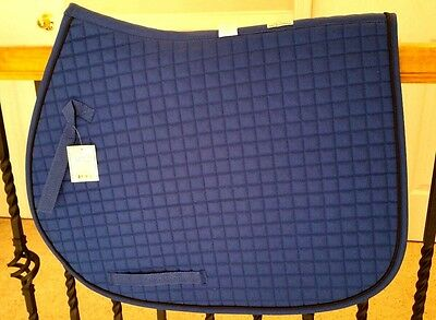 Pri Pacific Rim Cotton A/p All Purpose Saddle Pad