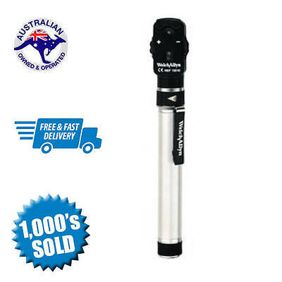 Welch Allyn PocketScope Ophthalmoscope   AA Handle   Free Postage!