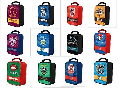 NRL Insulated Lunch Cooler Bag Lunchbox Kids Lunch box Choose Your Team