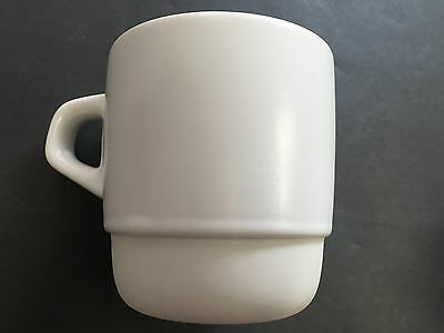 KINTO Stack Mug SCS White 27657 320ml 0.32L Stacking Cup Porcelain MADE IN JAPAN
