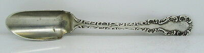 Vintage Birks / Roden / Ryrie Louis XV Sterling Silver Cheese Scoop