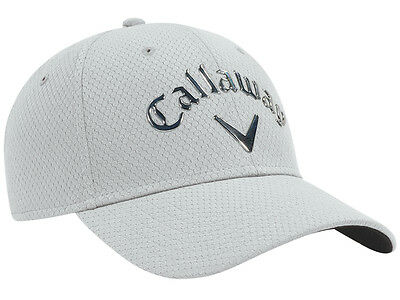 Callaway Liquid Metal Cap - Silver/Chrome