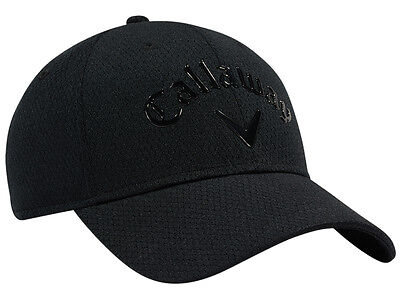 Callaway Liquid Metal Cap - Black/Black