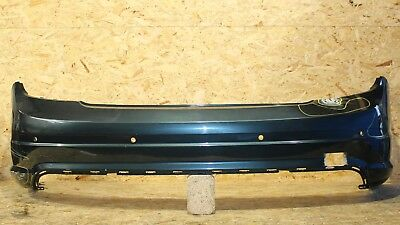 Mercedes C Class Amg Saloon 2007-11 Genuine Rear Bumper (1094)