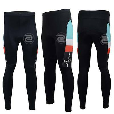 Hot Sale Outdoor Sports Mens Bike Pants Cycling Riding 3DPadded Tights Legging