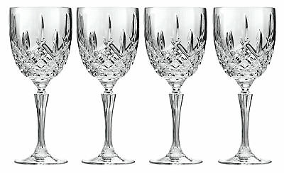 NEW Waterford Markham Goblet Set 4