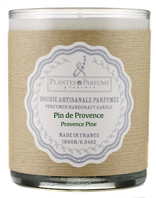 NEW Provence Pine Handcrafted Fragrance Candle