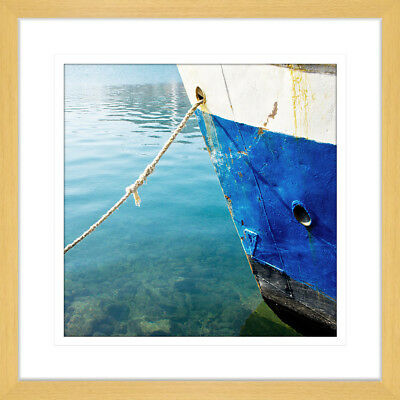 NEW By the Seaside XI Framed Print
