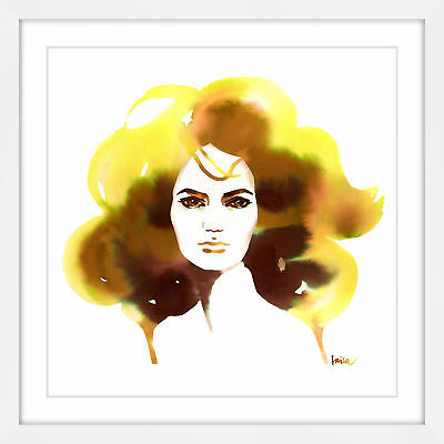 NEW Blonde Ambition Wall Art