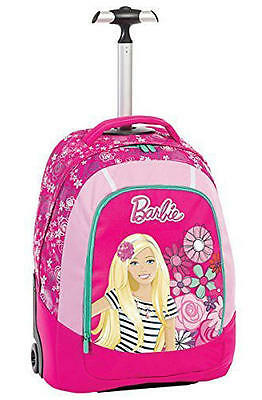 ZAINO TROLLEY Barbie big trolley sj my dreams          rhodamine 216001506.310
