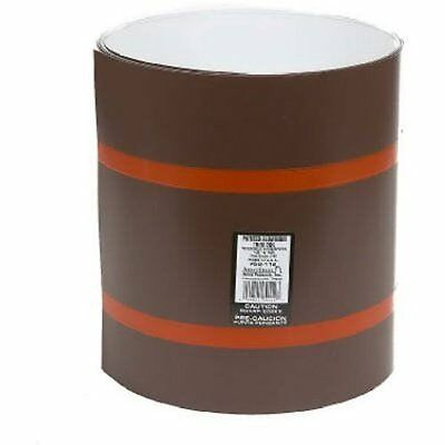 AMERIMAX HOME PRODUCTS 69112 12x50 Trim Coil, White/Brown