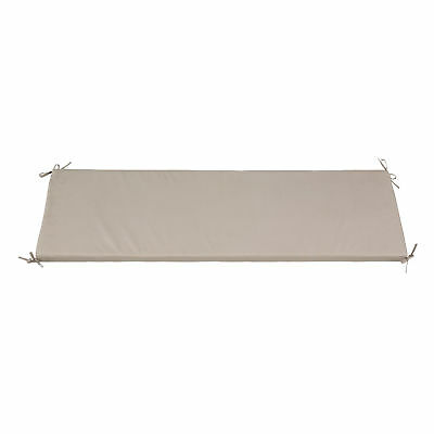 NEW Taupe Bench Outdoor Cushion