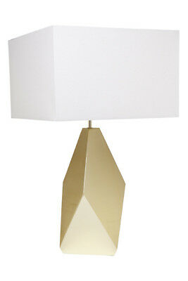 NEW Facets Table Lamp