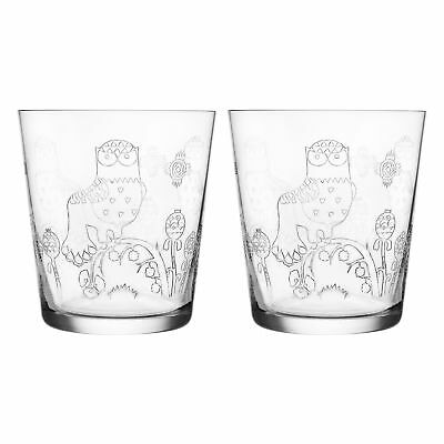 NEW Set of 2 Iittala Taika Tumblers