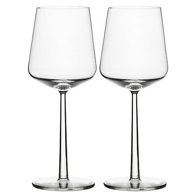 NEW Set of 2 Iittala Essence Red Wine Glasses