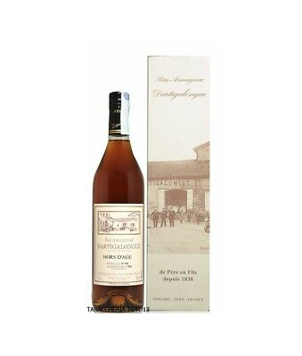 Bas Armagnac Hors D'age Dartigalongue 40% Cl.70