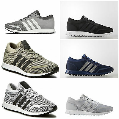 Adidas Scarpe Sneakers Los Angeles New Uomo Donna Originals