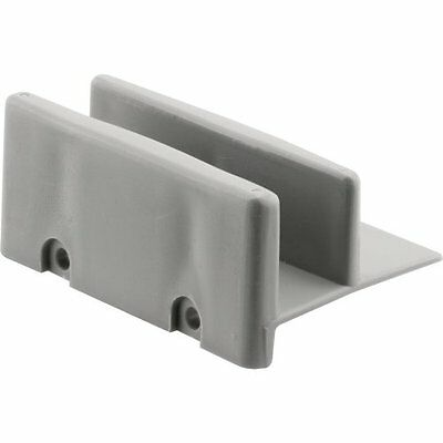 Prime-Line Products M 6192 Shower Door Bottom Guide Assembly,(Pack of 2)