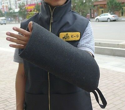 Dogs Training Bite Sleeve with a Bar inside for Young Malinois Work Dog Training