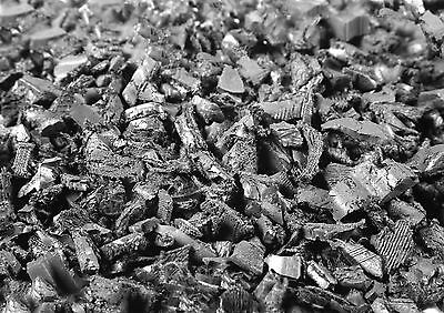 Grey Rubber Chippings, Garden, safety, surfacing,bark, outdoor,rubber play bark