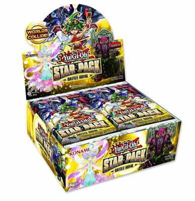 Yu-Gi-Oh! Star Pack Battle Royal Display (50 Booster-Packungen) - deutsch - OVP