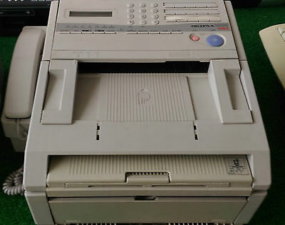 Okidata OkiFax 1000 Laser Printer/Fax Machine for professional office/business
