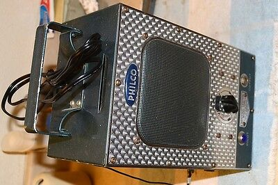 """Philco 7030 """"Dynamic Tester"""" Signal Tracer Instrument Pro Serviced"""