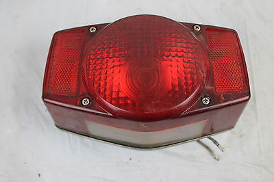 76 Honda Goldwing Gl1000 Gl 1000 Rear Tail Taillight Back Brake Light
