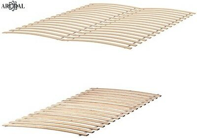 IKEA LURÖY (LUROY) Slatted Bed Base, In King / Double / Single