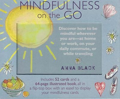 Mindfulness On The Go by Anna Black NEW & Sealed