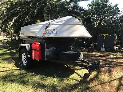 Camper Trailer  OFF ROAD