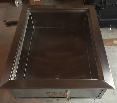 Wells 50-RCP200-120 COMMERCIAL SS (NSF) REFRIGERATED COLD PAN