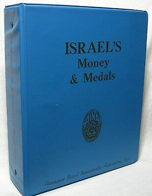 Israel's Money & Medals 1988, 4th Edition Numismatics Coins Currency