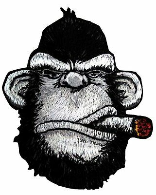 Hook Patch Ape Victory Cigar Tactical Morale Pew Pew Operator Beard Club Patch