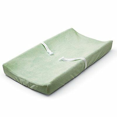 Summer Changing Table Pads Covers Infant Ultra Plush Changing Pad Cover, Sage