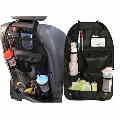 Obecome Car Backseat Organizer for Baby Travel Accessories and Kids Toy