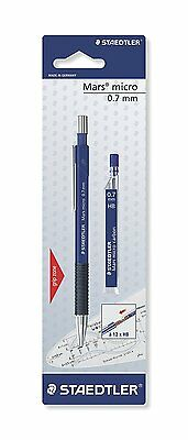 Staedtler 7757BK25DA Propelling Pencil and Refill 0.7mm