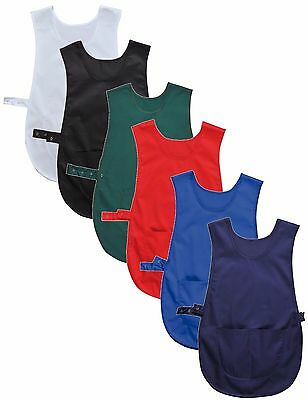 Portwest S843 Tabbard With Pocket - Various Colours & Sizes